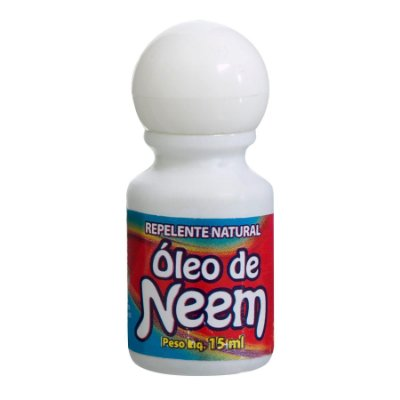 Óleo de Neem - Repelente Natural 15 ml