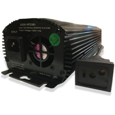 Reator Eletrônico TECHONE 600w - Bivolt Dimerizável