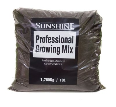 Sunshine Professional Growing Mix - 10 Litros