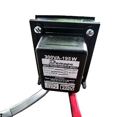 Transformador de Tensão 300VA - 195w