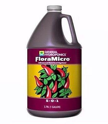 Fertilizante GH FloraMicro 3,79 Litros