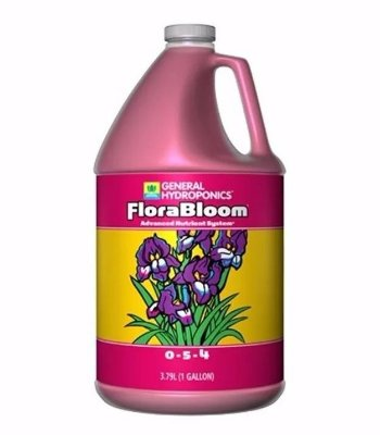 Fertilizante GH FloraBloom 3,79 Litros