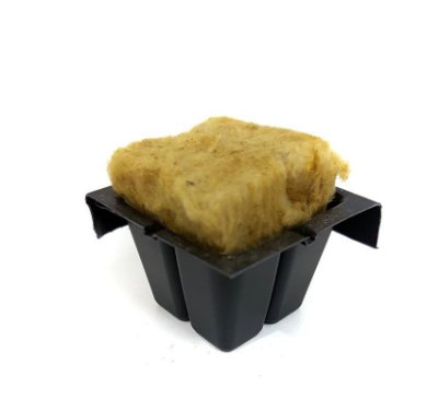 Lã de Rocha 3,5x3,5cm