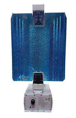 Refletor com Lâmpada e Reator Digital Integrado 1000W - BIVOLT