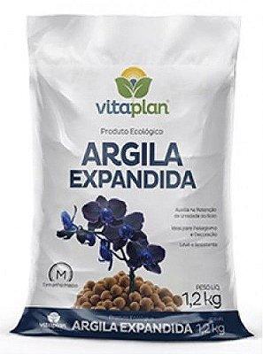 Argila Expandida 1,2kg