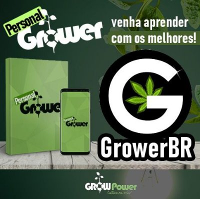 Personal Grower - GROWER BR