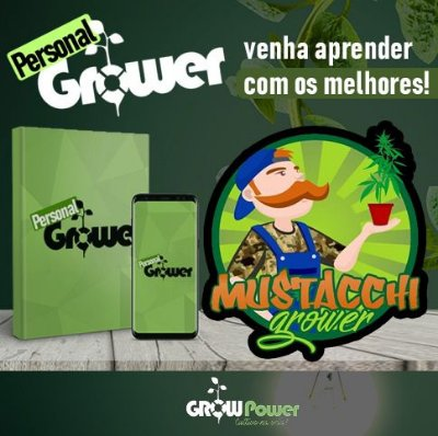 Personal Grower - Mustacchi Grower