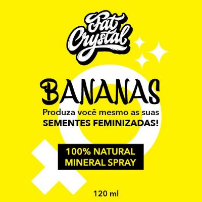 Fat Crystal BANANAS 120ml