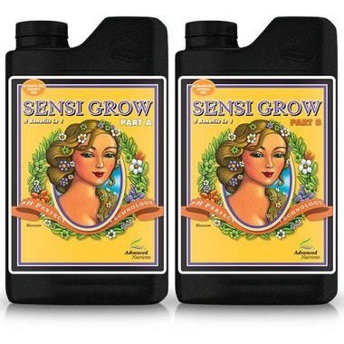 Fertilizante Sensi Grow A & B