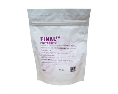 Fat Crystal FINAL 200g Fruit Booster