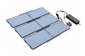 Painel Led BIOLEDZ Quantum Board 480w BIVOLT