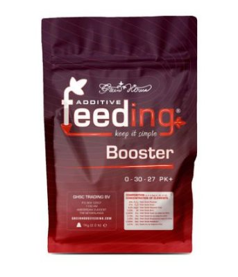 Fertilizante Green House Feeding Booster PK+