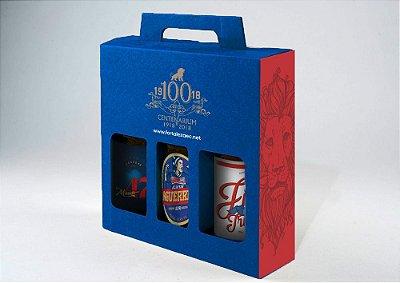 PRÉ-VENDA - Kit Cervejas Artesanais 500 ml