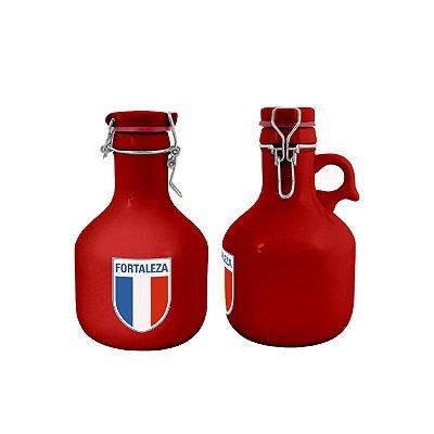 Growler Voguel Vermelho Escudo - 1L