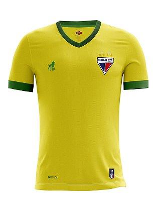 Camisa Brasil Leão 1918 - SÓCIO
