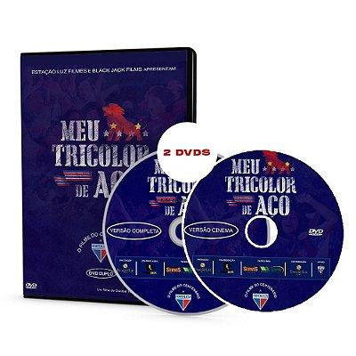 DVD - MEU TRICOLOR DE AÇO