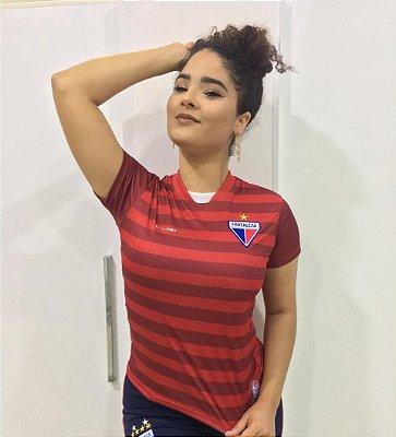 T-shirt Vermelha Feminina