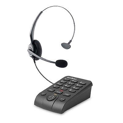 Telefone Headset HSB 50 Preto Intelbras