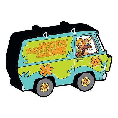"""Cofre Decorativo de Cerâmica Hanna Barbera Scooby-Doo """"The Mystery Machine"""" - 12 cm"""