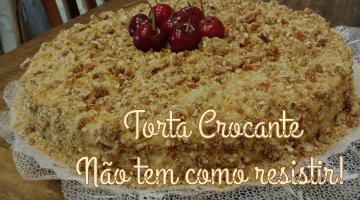 Banner Torta Crocante