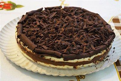 Torta Duo (Maracujá com Chocolate)
