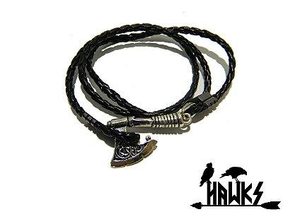Bracelete Machado Viking