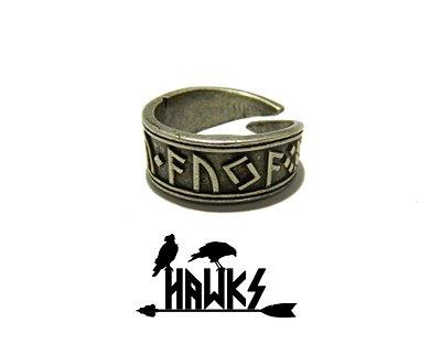 Anel Viking Runa Gibu Auja