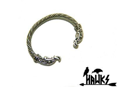 Bracelete Arm Ring Ragnar Grafvitnir