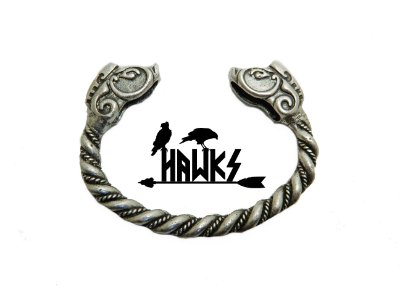Bracelete Viking Arm Ring Javali Gullinbursti