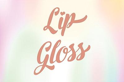 Lip Gloss A
