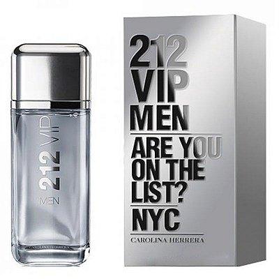 Perfume 212 VIP Men Eau de Toilette Masculino 100ml - Carolina Herrera