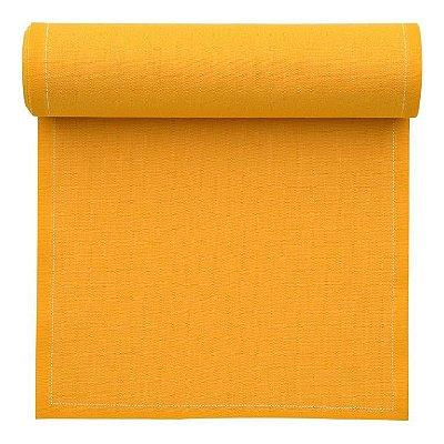 Rolo Guardanapo 40x40 Algodão Amarelo - 12 unid.