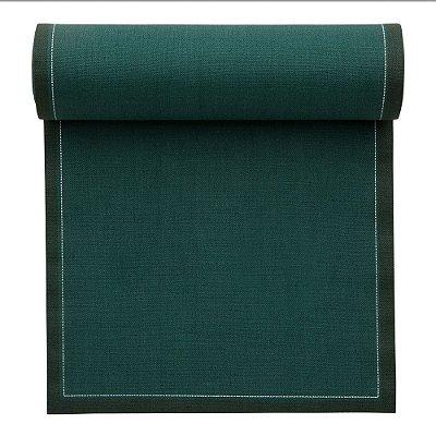 Rolo Guardanapo 40x40 Linho Verde Ingles - 12 unid.