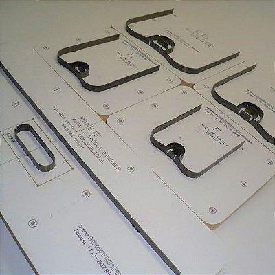 Kit Facas Alça de Sacola