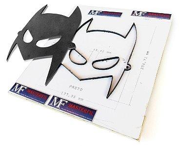 Faca Para Máscara Infantil - Batman