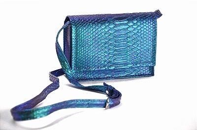 Bolsa Sereia Holográfica pequena