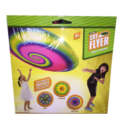 Sky Flyer - Estampa Color - Vertigo - Multikids