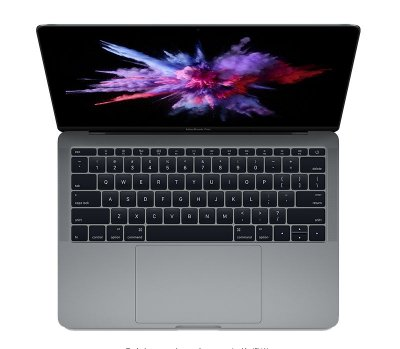 "Apple macbook Pro 13"" MPXQ2BZ/A Intel Dual core i5 2,3 GHz 8GB 128GB SSD Cinza espacial - MPXQ2"