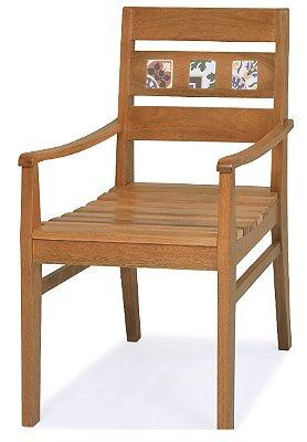 Cadeira Noronha com braço