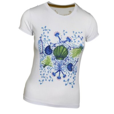 Estampa Concha t shirt