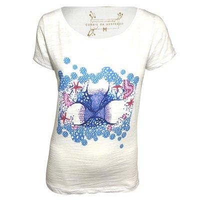 Camiseta Design Mar