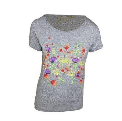 Camiseta Algas mescla
