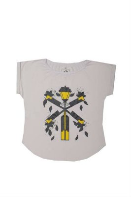 Camiseta moinho de vento