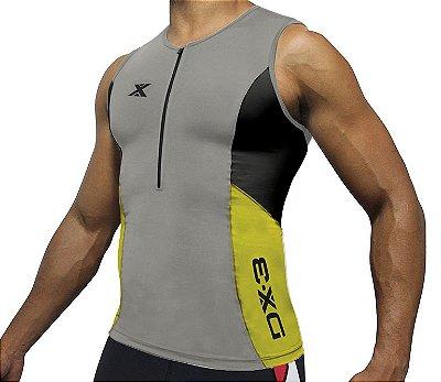 Top Masculino de Triathlon - Alta Compressão