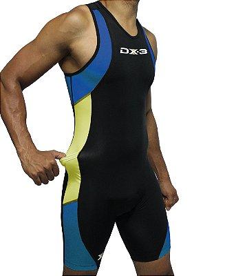 Macaquinho Masculino de Triathlon