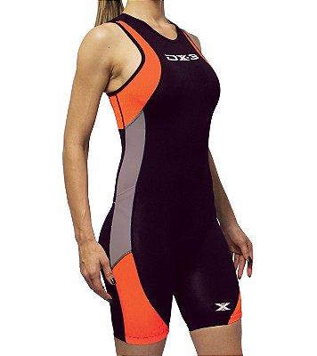 Macaquinho Feminino de Triathlon