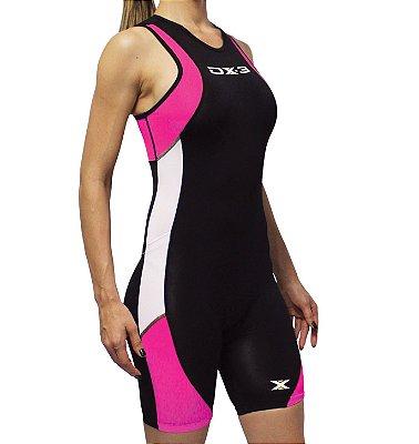 Macaquinho DX-3 Feminino de Triathlon