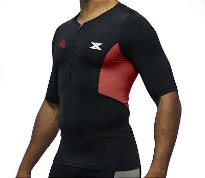 Camisa DX-3 Masculina Manga Curta de Ciclismo - Bike