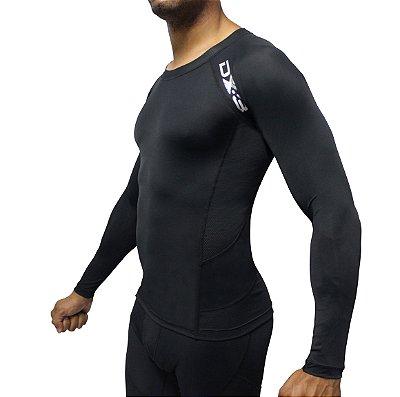 Camisa DX-3 Masculina - Compressão Leve