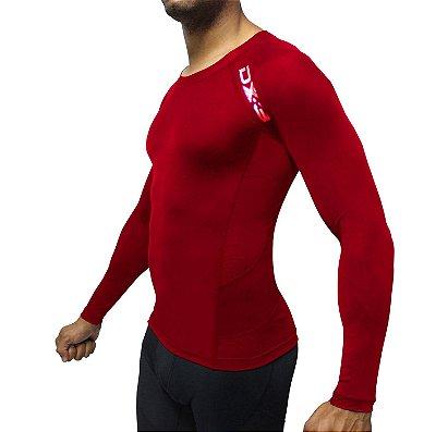 Camisa Masculina - Compressão Leve